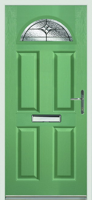 All of our installations are supported by our fantastic 10-year guarantee : eiger front door - pezcame.com