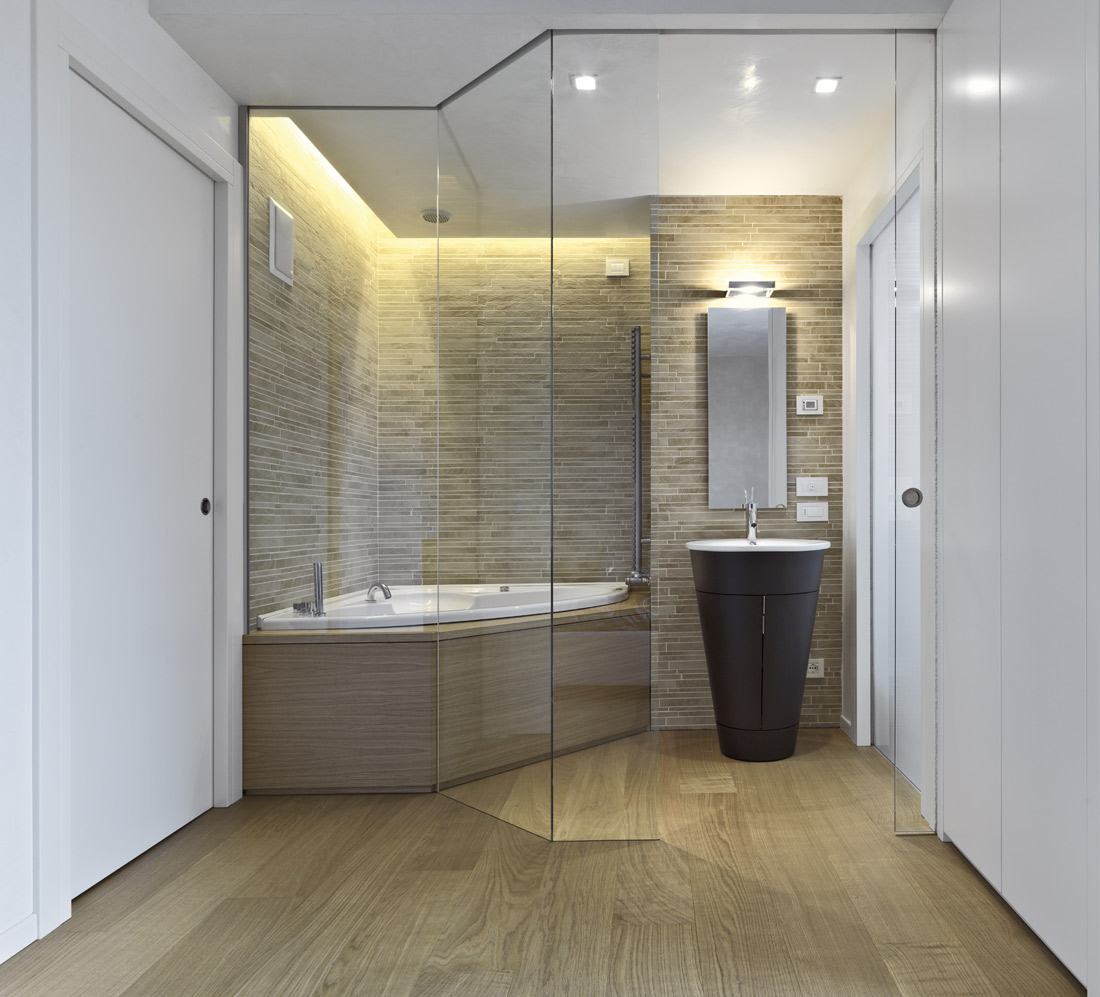 Buy Custom Glass Partitions Doors And Screens Berkshire - Bathroom glass partition designs