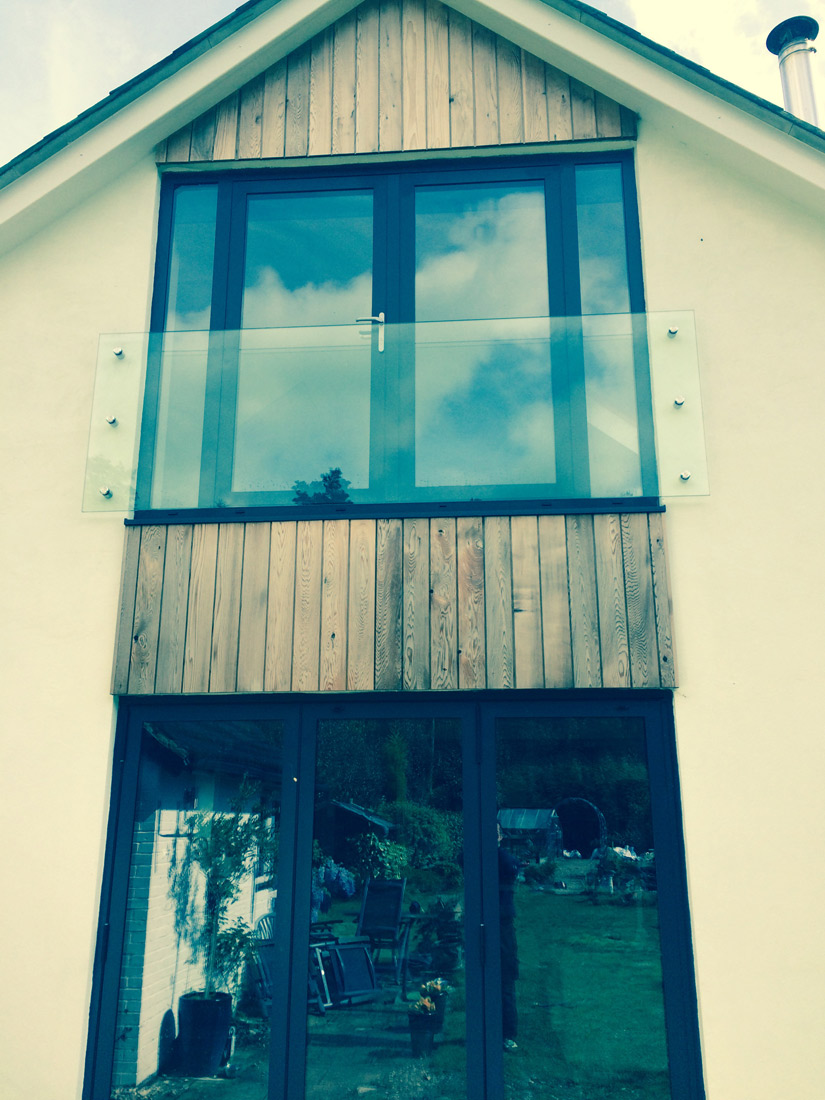 Buy Glass Balustrades Or Juliet Balconies In Berkshire
