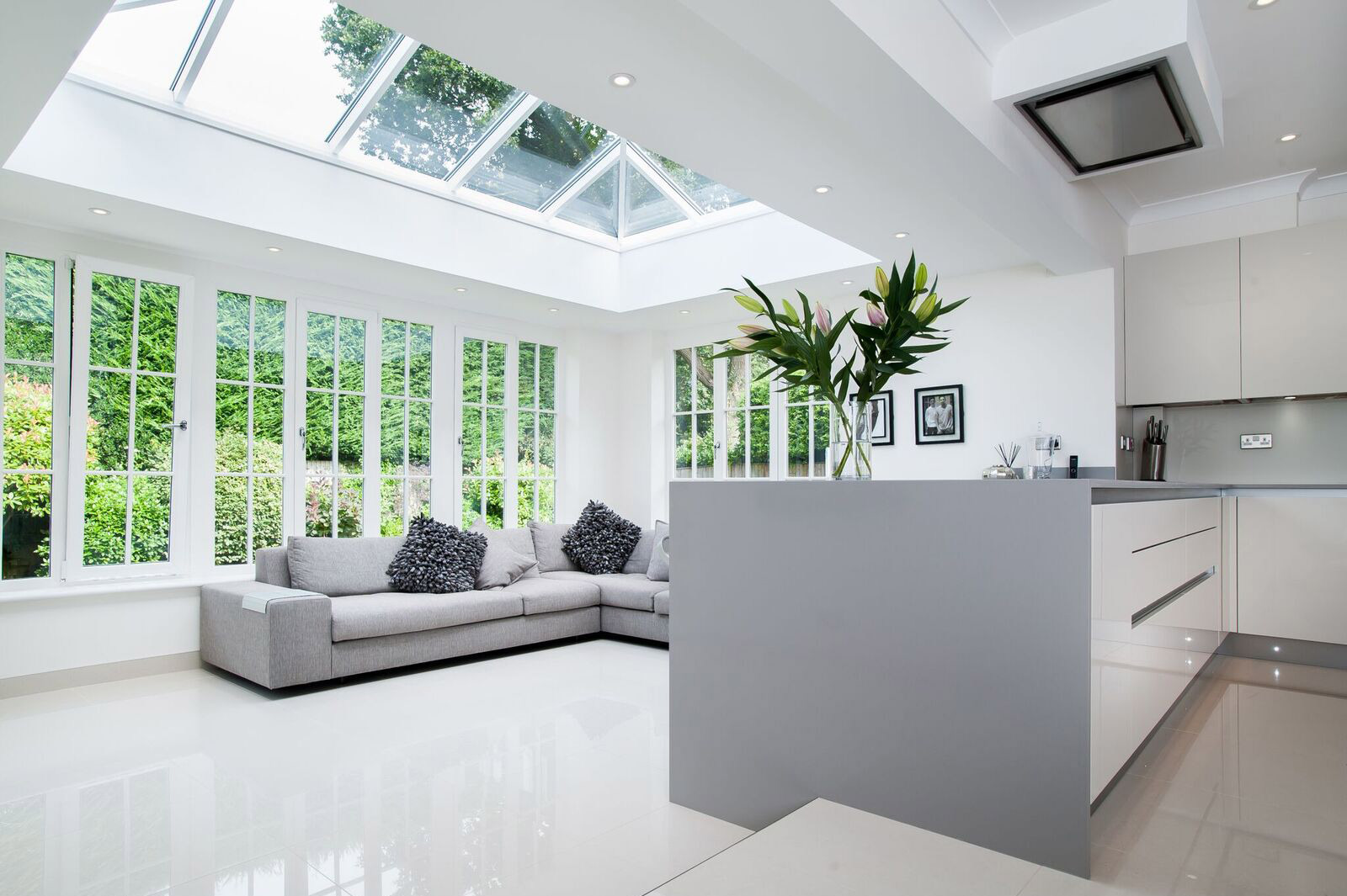Berkshire Suppliers Of Atlas Glass Domed Roof Lanterns